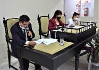 3ª sessão ordinária de 2021: resumo e resultados das votações