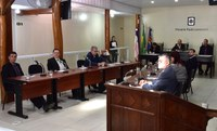 Câmara aprova projeto de lei que altera a contribuição previdenciária dos servidores municipais