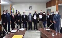 Câmara devolve quase 510 mil reais aos cofres da municipalidade