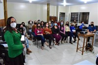 Câmara promove aula inaugural do Programa de Capacitação de Servidores