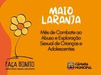 """Campanha """"Maio Laranja"""": enfrentando e prevenindo o abuso e a exploração sexual de crianças e adolescentes"""