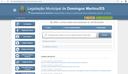 Nova plataforma das Leis Municipais de Domingos Martins já está no ar