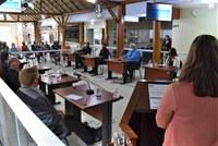 Câmara sedia prestação de contas da Prefeitura de Domingos Martins
