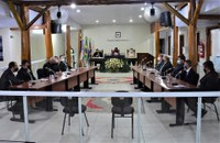 Sessões ordinárias dos meses de março e abril têm datas redefinidas