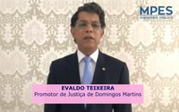 COVID-19: Promotoria de Domingos Martins divulga vídeos enfatizando a importância das medidas de prevenção