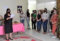 Dia Internacional da Mulher: vereadoras e servidoras da Câmara são homenageadas