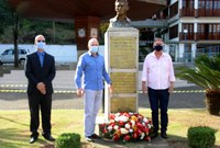Domingos José Martins é homenageado no Dia do Município