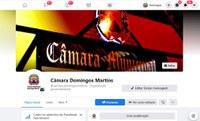 Fanpage da Câmara de Domingos Martins é uma das mais acessadas do Estado