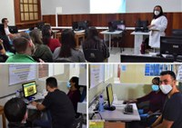 Iniciadas as aulas do Programa de Capacitação Interna para servidores e estagiários da Câmara