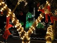 Abertura da do Brilho de Natal encanta moradores e turistas