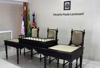 Câmara escolhe novos secretários para a Mesa Diretora