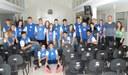 Câmara recebe visita de Adolescentes Aprendizes do CIEE