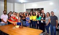 Dia da Mulher: servidoras da Câmara são homenageadas