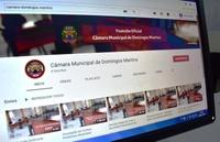Legislativo martinense inaugura canal oficial no YouTube