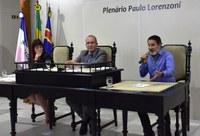 Secretário Municipal de Saúde participa de sessão especial