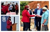 Transferência simbólica da capital do Estado para Domingos Martins acontece no interior pela primeira vez