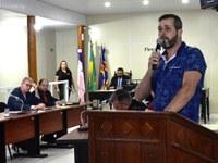 Presidente do Sindicato dos Servidores Públicos Municipais participa da 1ª Tribuna Livre de 2020